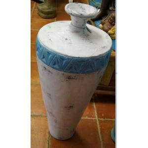Large Aztec Style Pot ( 110 cm )
